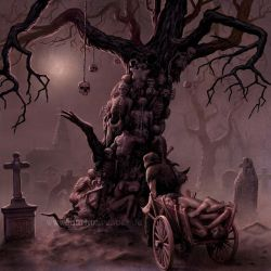 Slaughtered - Defiled - Dismembered by Acrylicdreams