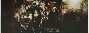 The Queen Is Never Late Cover by CraigHornerr