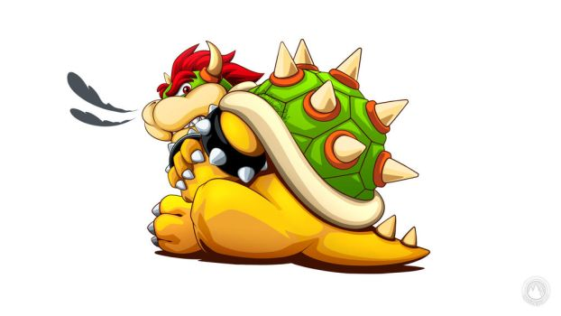 Bowser by mysticalpha