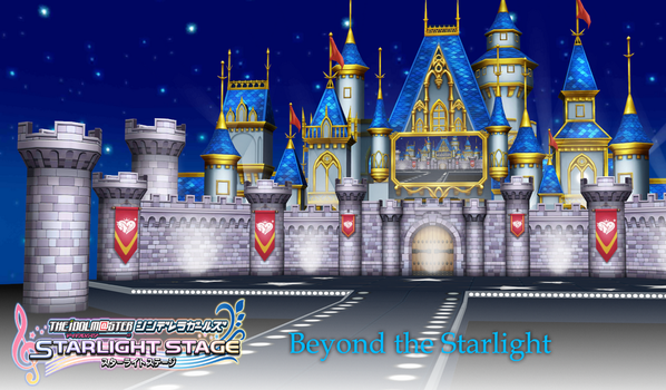 MMD Idolm@ster CGSS: Beyond the Starlight Stage by Terrathde