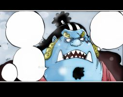 One Piece Chapter 856 Spoilers COLORS JINBEI Nami by Amanomoon