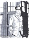 Tenth Doctor Commission by stratosmacca