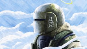 Tachanka LORD R6 SIEGE wallpaper 24/31 by keyholestyle