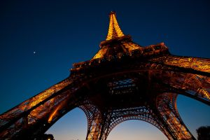 la tour Eiffel 2 by imaagination