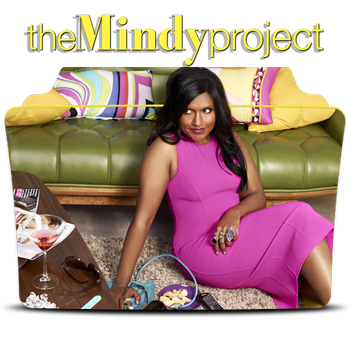 The Mindy Project by rest-in-torment