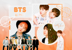 PNG PACK: BTS #40 (HYYH pt.1) by Hallyumi