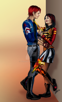 Commission - I Love... by tbdoll