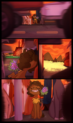 FLOWERS (Page 55) by NoasDraws