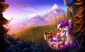 Holidays in the mountains by Atlas-66
