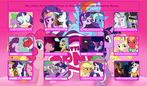 Ultimate MLP Shipping Meme by PurfectPrincessGirl