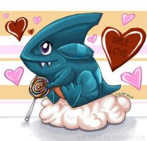 Gible Love :3