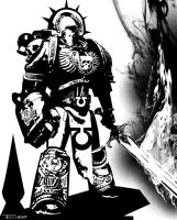 Primarch Ultra by Tom Kelly by TomKellyART