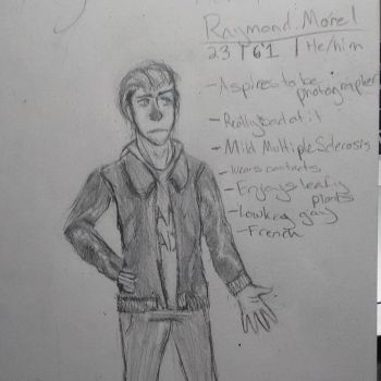 Raymond Morel Reference by Wickacti