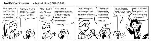 Taxes Help Us Help Our Government... by jackbliss