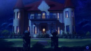 MBSFFL: Mansion Night by ExitMothership