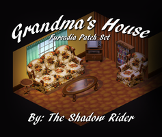 Grandma's House Patch by AnScathMarcach