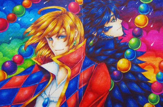 Howl's Moving Castle by YOU-cee