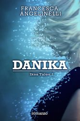 Book cover - Danika - by Francesca Angelinelli by CathleenTarawhiti