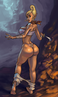 Tetra commission by cutesexyrobutts