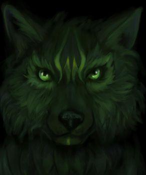Spirit of Forest_request by Owlet-in-chest