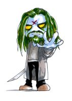 Musicians: Rob Zombie by Seal-of-Metatron