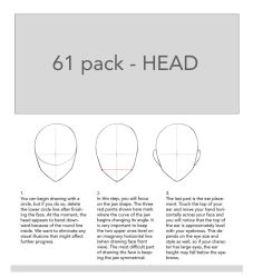 61-st pack - head by Precia-T