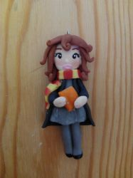 Hermione by anapeig