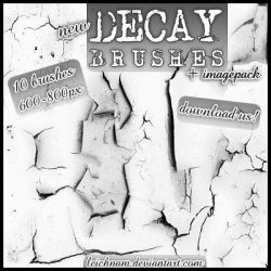Decay Brushes BEST by Leichnam