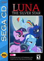 Luna : The Silver Star by thelilpallywhocould
