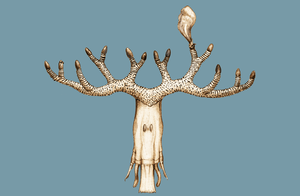 Fetucervus - the antler spawner by Hyrotrioskjan