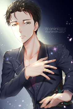 Yuri on Ice by Wanini