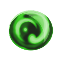 Green Activity Orb by ReapersSpeciesHub