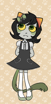 Sweet nepeta by HomestuckFanPoop