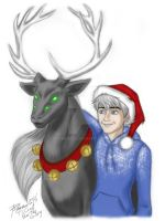 Merry Christmas Shifter by DivineROAR