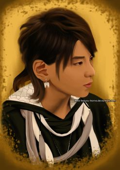 +Ryeowook+ by Little-kaiyou-Kame