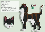 Oakclaw Reference - Outdated by drawingwolf17