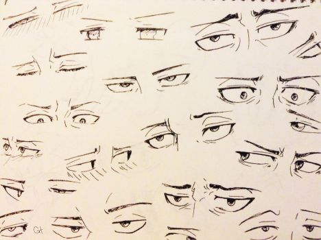 Levi Eyes by galienyancats