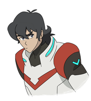 Keith by risartistic