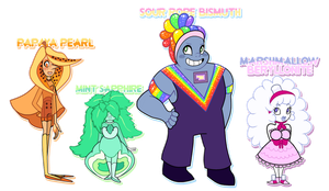 [closed] ShamelessArty Collab Gem Adopts by Booty-Bae-Adopts