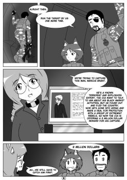 Project-J : Ep1 : Page4 by Spookdi