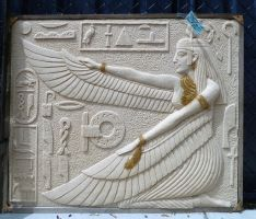 Egyptian panel by cemacStock