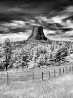 Devils tower I by camera-buff