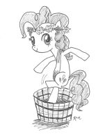 Grape-Stompin' Dionysus Pinkie by CatScratchPaper