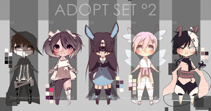 -ADOPT SET '2- OPEN 1/5 by EdhelSen