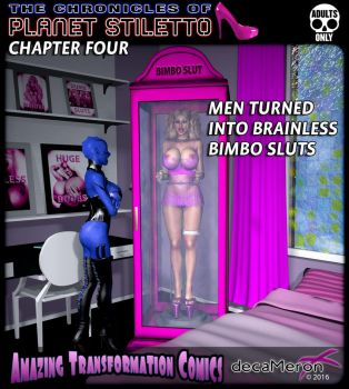 Planet Stiletto 4 - No Hope For Males by decaMeronX