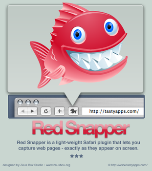 Red Snapper Icon by ncus