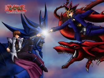 The Creation of Yugioh by TeraMaster