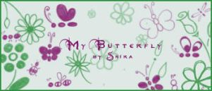 My Butterfly by Shiranui
