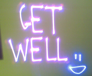 Get Well my friend by armbusk