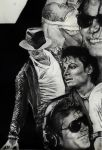 Michael Jackson collage detail by admhire